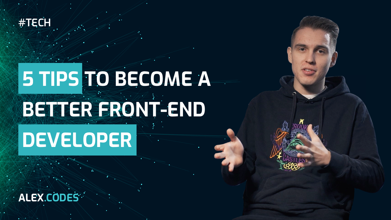 5 tips for become better developer cover